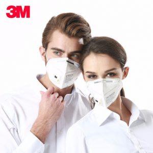 Khẩu trang 3M được nhà sản xuất khuyến nghị chỉ nên sử dụng 1 lần